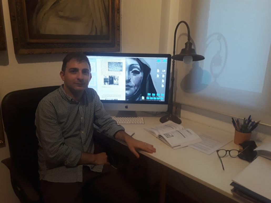 Francisco de Paula Garrido Rodríguez, autor de la Investigación histórica acerca de la vida de María Zayas.