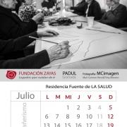 El mes de julio y el compañerismo