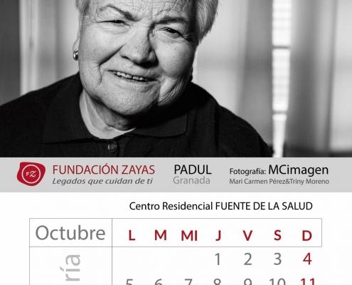 María Arias representa la sabiduría