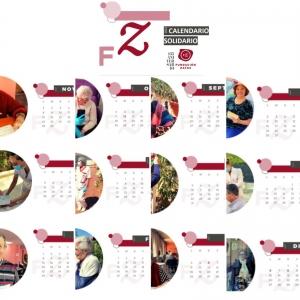 Calendario 2021. Fundación Zayas