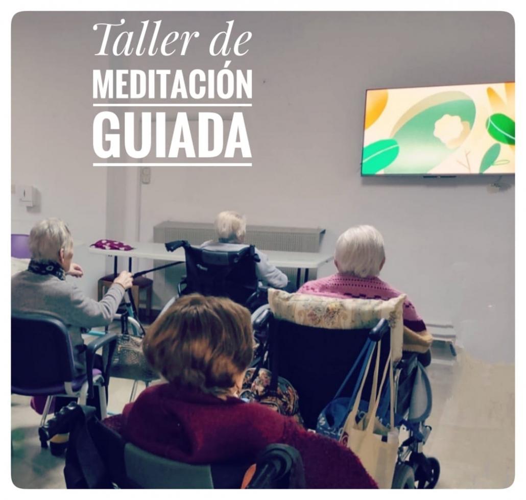 TALLER DE MEDITACIÓN GUIADA