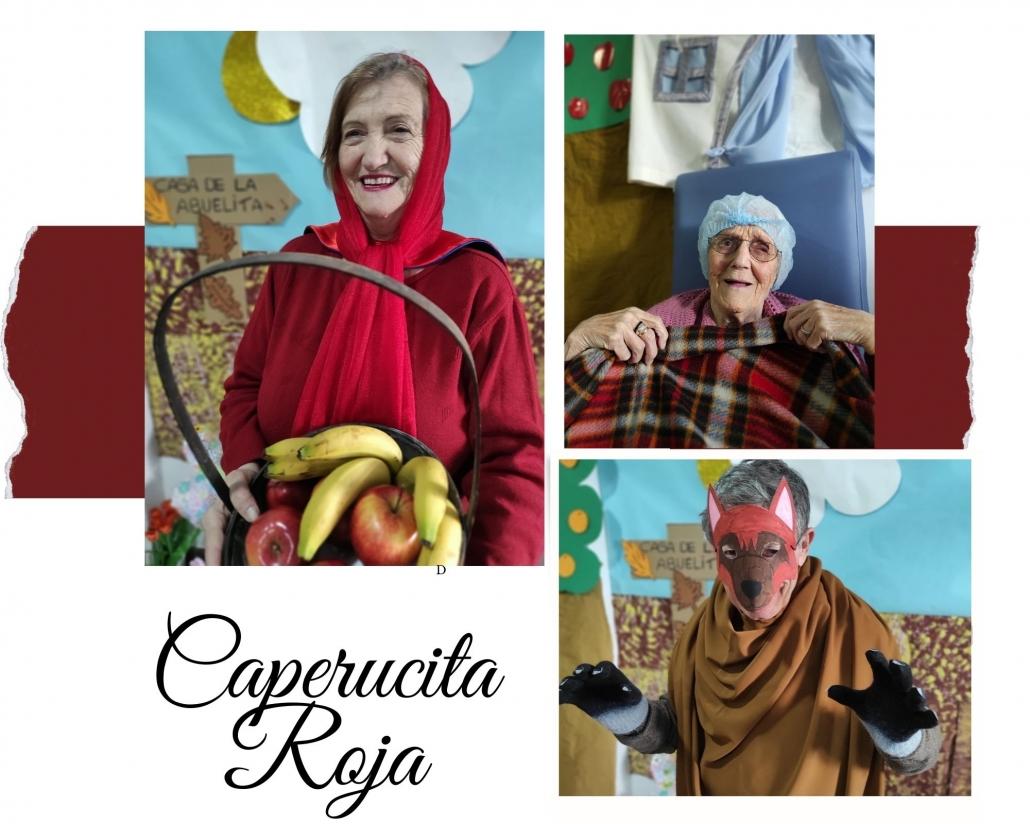 Caperucita Roja. Teatro Residencia Fuente de la Salud
