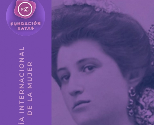 8M María Zayas